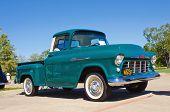 1956 Chevrolet Apache 3100 pickup truck