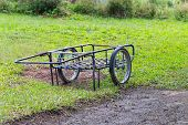 Two Wheels Handcart