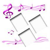 Music Lovers Scrapbook