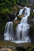 Krungching Waterfall Is Waterfall In Nakhonsithammarat,thailand
