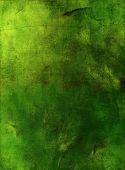 Greenery Art Grunge