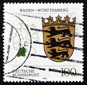 Postage Stamp Germany 2002 Coat Of Arms, Baden-wurttemberg