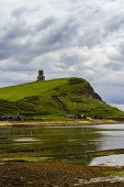 Kimmeridge Bay With Clavell Tower