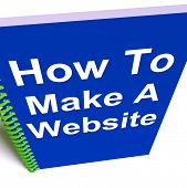 How To Make A Website On Notebook Shows Online Strategy