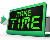 Make Time Clock Means Fit In What Matters