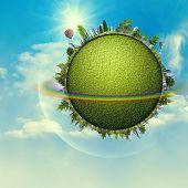 Green Planet.