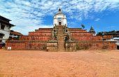 Fasidega Hindu Temple, Bhaktapur, Nepal
