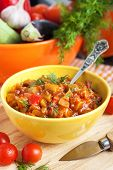 Vegetable Stew (ratatouille)