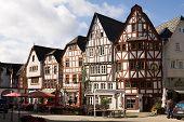 Cityscspe Of Limburg An Der Lahn In Germany