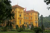 Presidential Palace in Hanoi