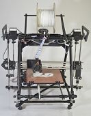 Open Source 3d Printer Prototype