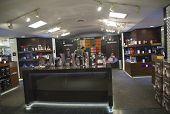 Nespresso store in New York