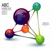 Infographics Template - Molecule