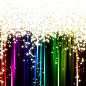 Sparkle new year background
