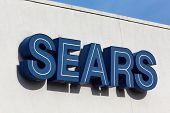 Sears Exterior Sign