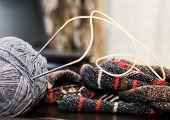 Knitting, Knitting, Handmade