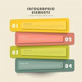 Creative Banner Infographics Design