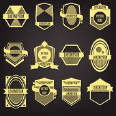Vintage Creative Design Vector Set