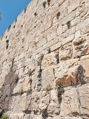 Old City Exterior Wall, Old City Jerusalem Israel