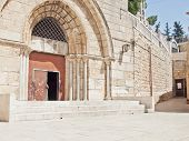 Tomb Of Mary in Jerusalem, Israel.