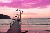 Sundown Serenity Way to Sunset