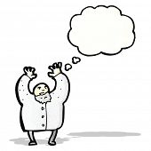 picture of mad scientist  - mad scientist cartoon - JPG
