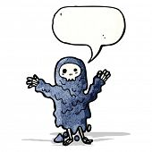 picture of ghoul  - cartoon ghoul - JPG