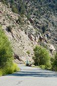 A Canyon Road