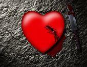 Stabbed Heart