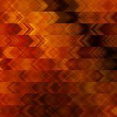 art abstract geometric horizontal stripes pattern background in red, orange and brown colors