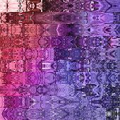 art abstract geometric horizontal stripes pattern textured background in pink, violet and blue colors