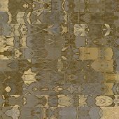 art abstract geometric horizontal stripes pattern background in beige and grey colors