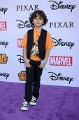 LOS ANGELES - OCT 1:  August Maturo at the VIP Disney Halloween Event at Disney Consumer Product Pop Up Store on October 1, 2014 in Glendale, CA