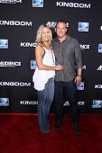 LOS ANGELES - OCT 1:  Cynthia Daniel, Cole Hauser at the