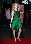 LOS ANGELES - SEP 30:  Elena Kampouris at the