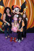 LOS ANGELES - OCT 1:  Raini Rodriguez, Mia Talerico, Ocean Maturo, McKenna Grace, August Maturo, Francesca Capaldi at the VIP Disney Event at Disney Pop Up Store on October 1, 2014 in Glendale, CA