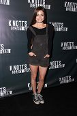 LOS ANGELES - OCT 3:  Caitlin Carver at the Knott's Scary Farm Celebrity VIP Opening  at Knott's Berry Farm on October 3, 2014 in Buena Park, CA