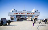 The Rebuilt Weston Super Mare Grand Pier