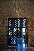 Arabic wooden door