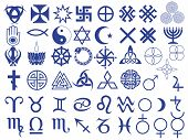Different Symbols Created By Mankind