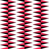 Seamless ZigZag Pattern. Vector Regular Texture