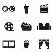 Cinema Icons.