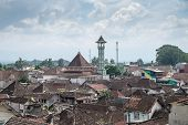 Rooftop View Of Malang