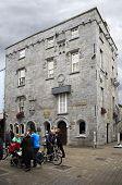 Lynchs Castle in Galway