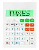 Calculator With Taxes