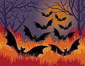 Morcegos do inferno