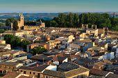 Morning Of Toledo, Spain