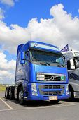 Volvo FH 480 Truck And Summer Sky