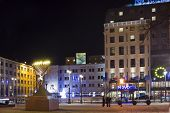 Hanukkah Near Hotel