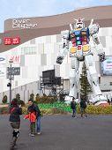 Robot In Odaiba
